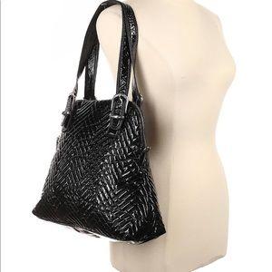 Big Buddha Black Shoulder Bag NWOT
